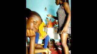 University Of Buea Girls Fighting Over A Man (african students)