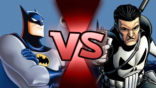 Batman VS Punisher!
