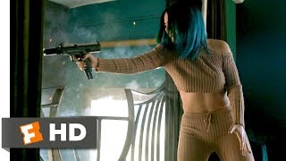 Superfly (2018) - Fighting Fire With Fire Scene (9/10) | Movieclips