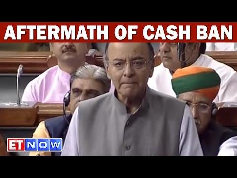 FM Arun Jaitley On the Aftermath Of Cash Ban - Full Lok Sabha Speech