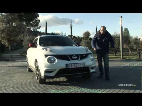 Essai Nissan Juke Nismo
