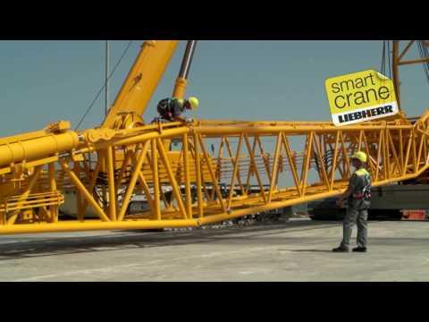 Liebherr LR 1500 crawler crane