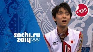 Yuzuru Hanyu wins Gold in the Men