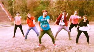 LET'S TALK ABOUT LOVE VIDEO SONG (BAAGHI) hip hop dance choreography by sonu