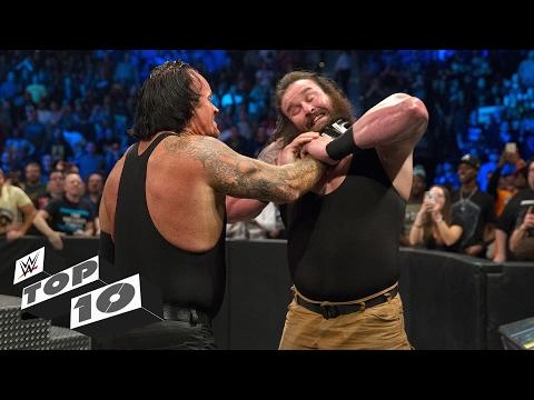 Gigantic Big Men Maulings WWE Top 10