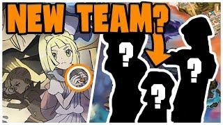 New Evil Team Members in Promo + ALTERNATE STORY Details! (Pokemon Ultra Sun and Moon!)