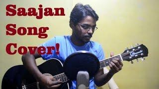 (Saajan) Mera dil bhi kitna pagal hai... Guitar Cover!