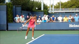 US Open - Women's Qualifiers Tennis Match