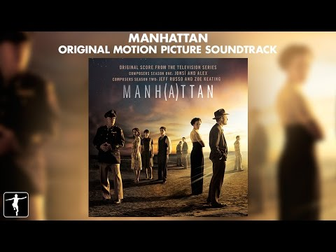 Manhattan TV Soundtrack Preview - Jonsi & Alex, Jeff Russo & Zoe Keating (Official Video)