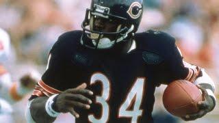 #5: Walter Payton | The Top 100: NFL's Greatest Players (2010) | #FlashbackFridays
