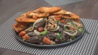 كباب ملوكي عراقي,  الطريقة الاصلية  A Royal Kebab