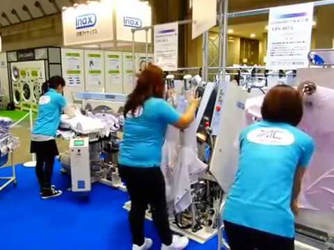 240 pcs per hour Shirt Ironing System