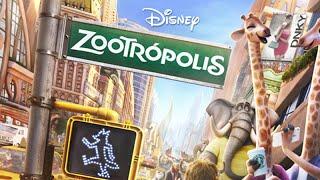Zootrópolis Oficial Trailer #2 (Português) HD