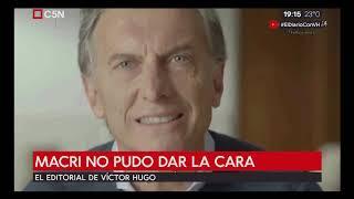 El Editorial De Víctor Hugo - 17/04/2019