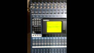 Mesa Yamaha 01v96 VCM seminova à venda 5.490,00