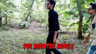 The Haunted Jungle || Paranormal Activities (*use Earphone*) || fictional story