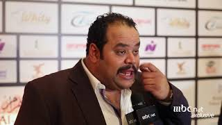 النجم محمد ممدوح عن مسلسل لا تطفئ الشمس: كان ممكن أعمل أحسن من كده، وأنا معنديش فيسبوك!