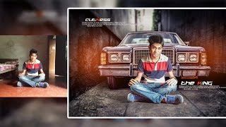 Photoshop Manipulation  tutorial for beginners | Create an amazing picture