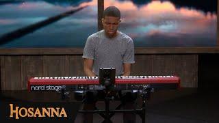 Louange instrumentale au piano dans Hosanna - partie 2 - Steven Civil