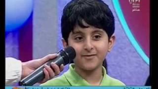 احراج طفل لمذيعة الراي