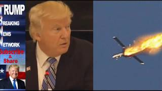 BREAKING Iran Used A Drone To Threaten Our US Forces, Look How Trump Immediately Responded