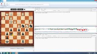 Battle Between The Two Best Chess Engines Of The World Stockfish 6 64 Bit vs.  Komodo 9.1 64 Bit