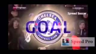 Willian goal vs Crystal Palace (Slow Motion)