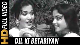 Dil Ki Betabiyan   Lata Mangeshkar   Raaka 1965 Songs   Praveen Paul