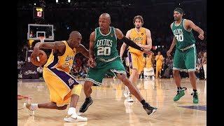 Kobe Bryant Top 50 Crossovers&Handles of His Career