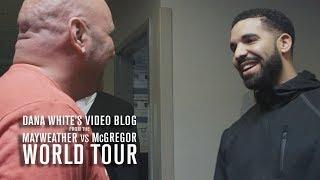 Dana White's Video Blog | MAY/MAC WORLD TOUR | Ep. 3