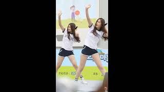 150502 가족e-sports 페스티벌 여자친구(GFRIEND) 엄지 - 하얀마음(White)  직캠 by 마녀