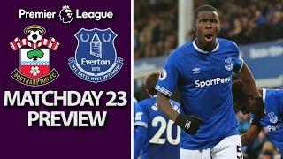 Southampton v. Everton | PREMIER LEAGUE MATCH PREVIEW | 1/19/19 | NBC Sports