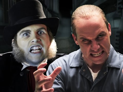 Download Jack the Ripper vs Hannibal Lecter.  Epic Rap Battles of History Season 4.