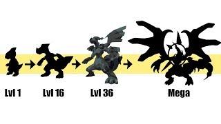 Zekrom Evolution & Egg | Pokemon Gen 8 Fanart