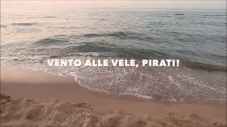 PIRATES SAVONA : Vento alle vele, Pirati!