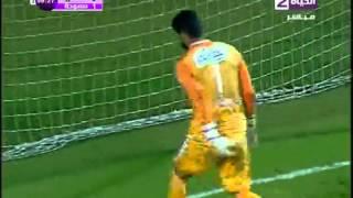 أهداف مباراة (سموحة vs الأهلي )3-0 ...الإسبوع الثامن ضمن مباريات الدوري الممتاز2015\2016