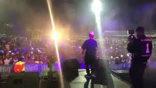 Emtee performing Ameni