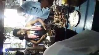 ইন্ডিয়ার মাটির কাপের চা Indian Tea