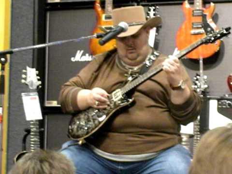 Johnny Hiland & Paul Reed Smith Guitar Center Houston Texas 11 19 2009 pt8