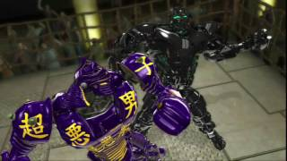 REAL STEEL-2 (Zeus vs Noisy Boy)