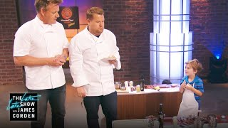 MasterChef Junior Junior w/ Gordon Ramsay