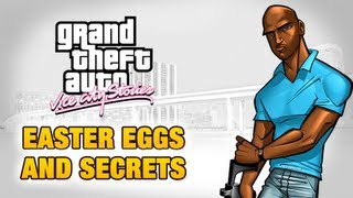 GTA Vice City Stories - Easter Eggs and Secrets