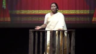 Shantata!! Court chalu aahe: A scene
