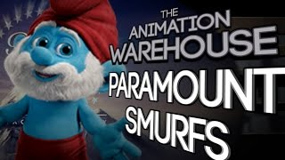 LOST: Paramount's Cancelled Smurfs Film (Feat. TheGamerFromMars) The Animation Warehouse
