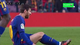BARCELONA vs LEVANTE ( 3 - 0 ) LA Liga tadi malam
