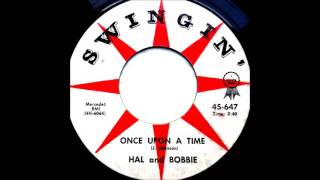 HAL and BOBBIE (aka Hal DAVIS)  - Once Upon A Time 1963 Swingin' 647
