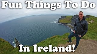 Dirt Cheap - Ireland (Dublin, Belfast and Cliffs of Moher)