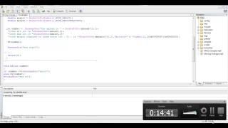 درس رقم 7 من سلسلة دورة البرمجة الاحترافية على منتديات اف اكس ارابيا www.fx-arabia.com