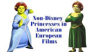 10 Non Disney Princesses in American European Films   Amazing Top 10