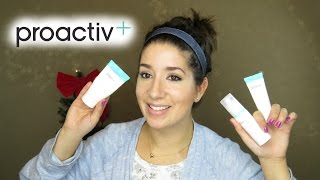 Proactiv+ REVIEW | Sparkle Me Pink